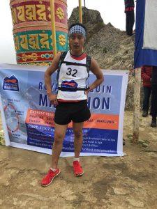 Pemba Sherpa from Nepal