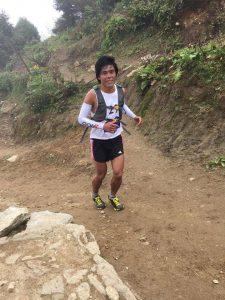 Suman Kulung from Nepal- Winner